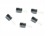 Aluminum Electrolytic Capacitor-105℃ 1000hrs Radial type small size L 7mm & 9mm